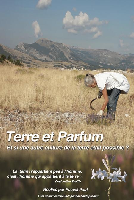 Affiche Terre et Parfum